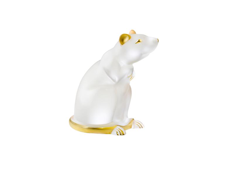 Скульптура «Крыса», Lalique, 54550 руб. (ЦУМ)