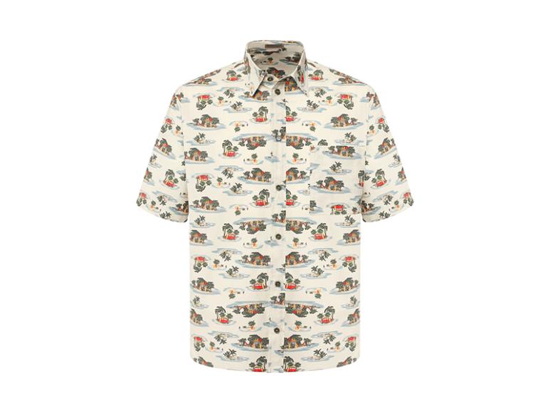 Мужская рубашка Bottega Veneta, 47 200 руб. (tsum.ru)