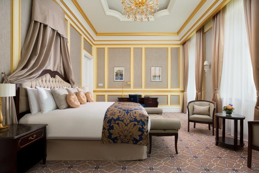 Номер Presidential Suite, LOTTE ST. PETERSBURG