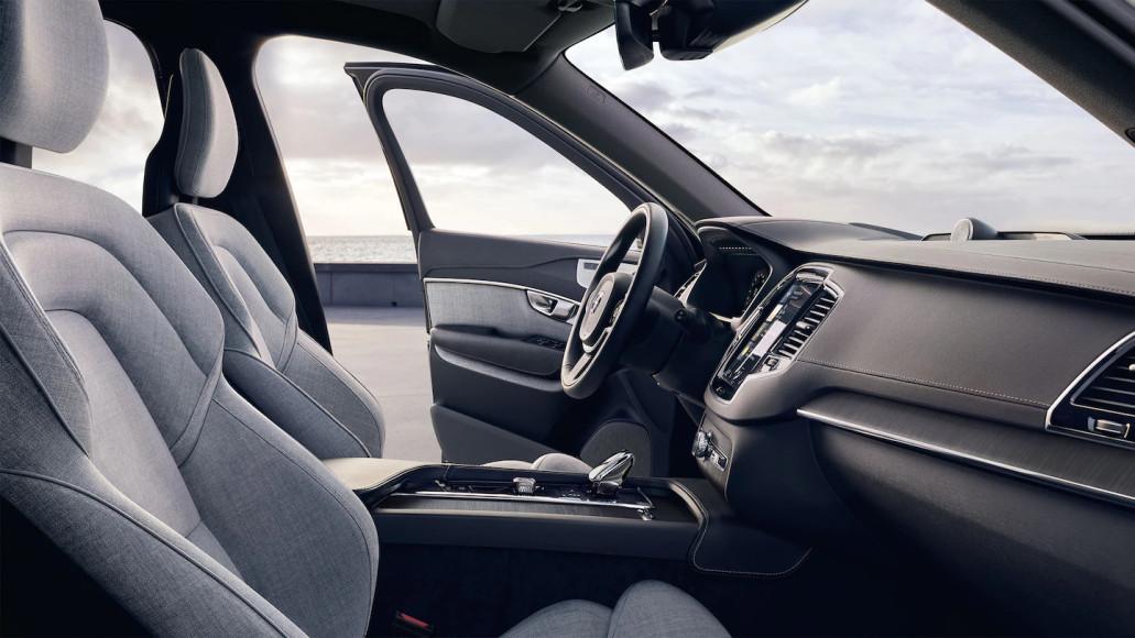 Салон внедорожника XC90 Recharge, Volvo