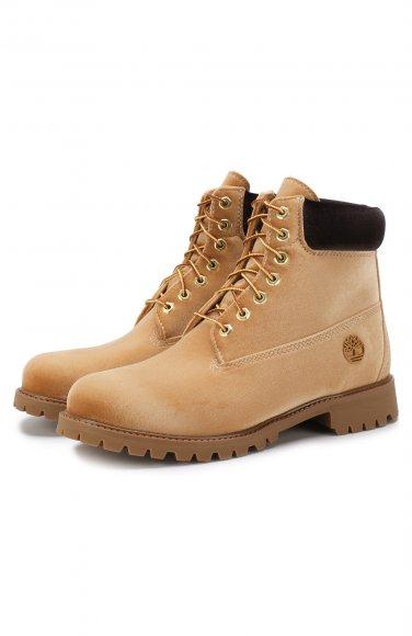 Ботинки, OFF-WHITE X TIMBERLAND