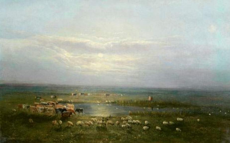 Архип Куинджи, «Русский пейзаж»