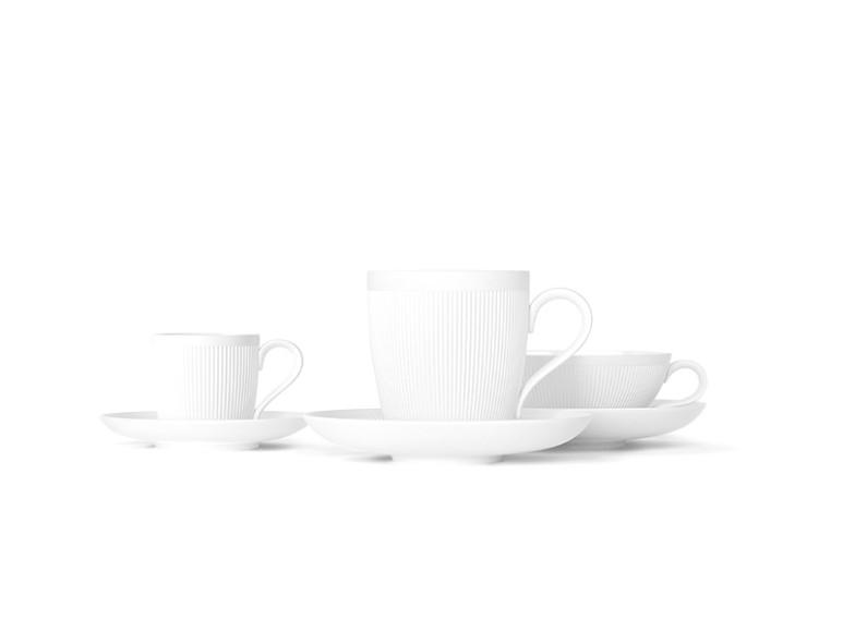 Чашки и блюдца Sieger by Fürstenberg