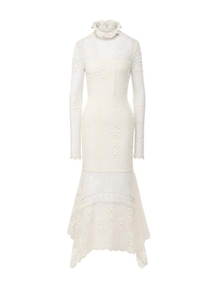 Платье Alexander McQueen, 218 500 руб. (tsum.ru)