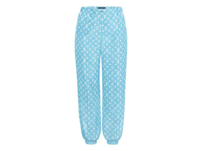 Женские брюки Louis Vuitton, 130 000 руб. (Louis Vuitton)