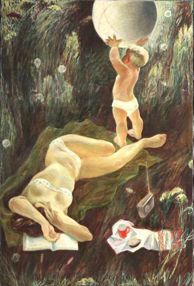 Борис Тальберг, «Лето», 1965