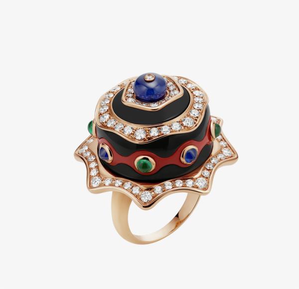 Кольцо Infanzia из коллекции Festa, Bvlgari