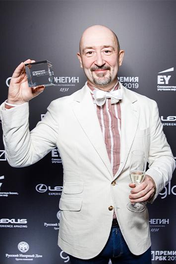 Юрий Коропачинский, президент компании — производителя графеновых нанотрубок OCSiAl