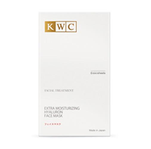 Увлажняющая маска с гиалуроновой кислотой Face Treatment, KWC