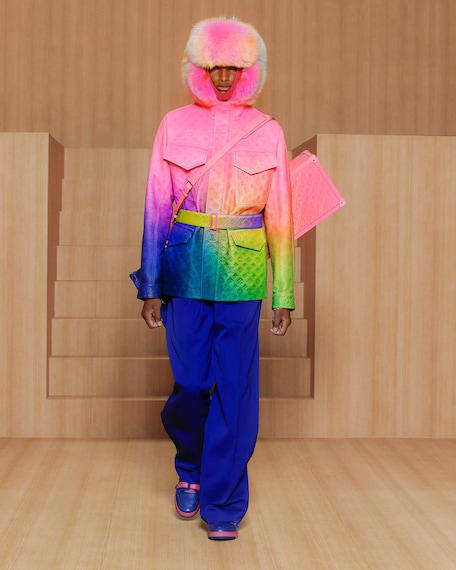 Louis Vuitton,весна-лето 2022