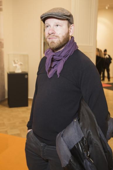Николай Палащенко, представитель ярмарки Art Basel в России