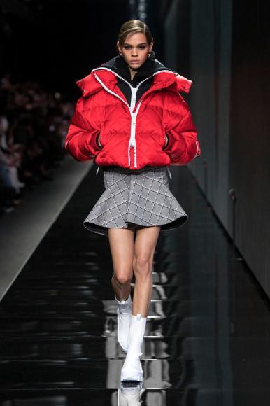 Versace, осень-зима 2020/21