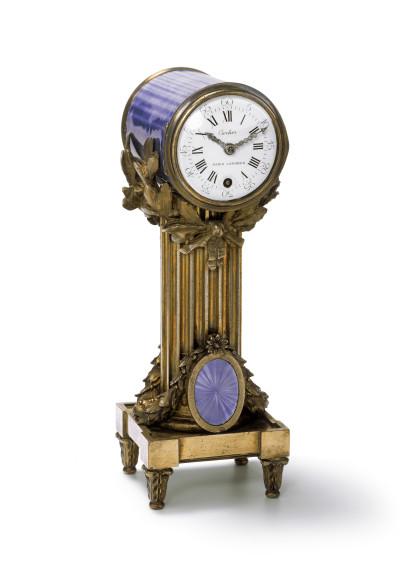 Настольные часы с термометром, Cartier, Париж, 1908