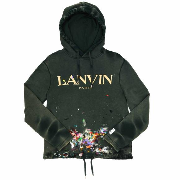 Худи Lanvin x Gallery Dept, Lanvin, цена по запросу, (ЦУМ)