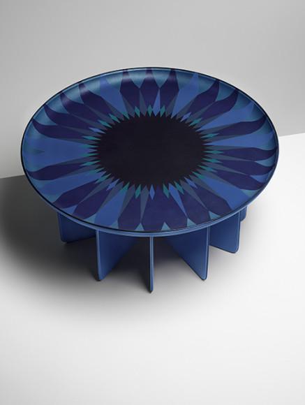 Talisman Table by India Mahdavi