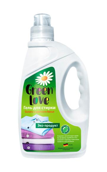 Гель для стирки, Green Love