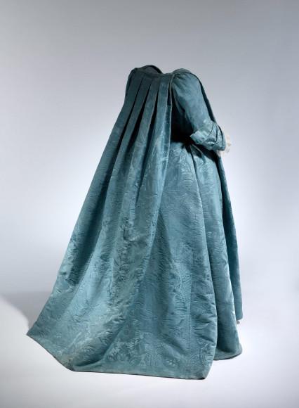 Платье Robe Volante, Франция, ок. 1730