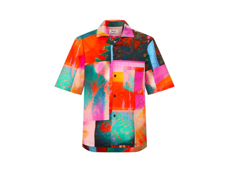 Мужская рубашка Acne Studios, 27 150 руб. (tsum.ru)