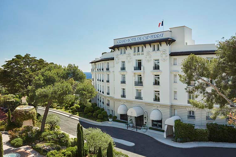 Отель Grand-Hôtel du Cap-Ferrat, A Four Seasons Hotel