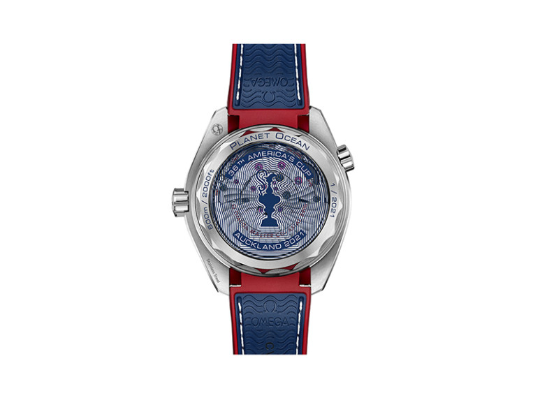Часы Seamaster Planet Ocean 36th America's Cup Limited Edition, Omega