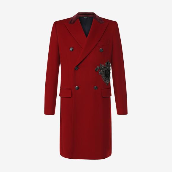 Пальто Dolce & Gabbana (Третьяковскойпроезд), 234 000 руб.