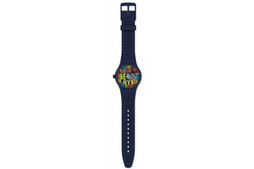 Часы Swatch, 10 750 руб. (Swatch)