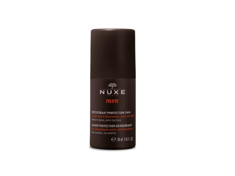 Мужской шариковый дезодорант на 24 часа Men Deodorant 24Hr Protection, Nuxe Men