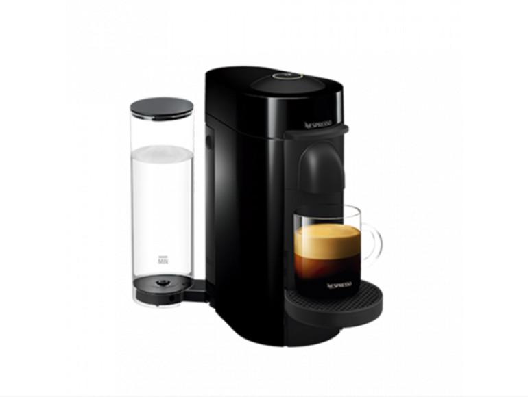 Кофемашина Vertuo Plus, модель D, цвет Ink Black, Nespresso