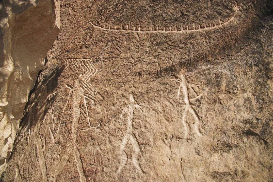 Историко-археологический заповедник «Гобустан»