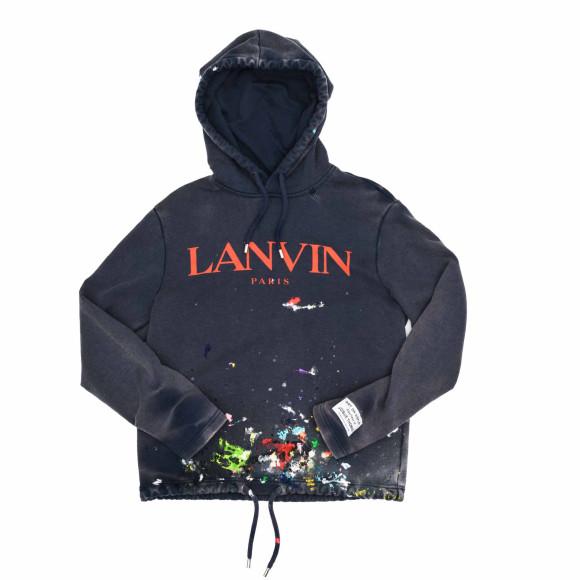 ХудиLanvin x Gallery Dept, Lanvin, цена по запросу, (ЦУМ)