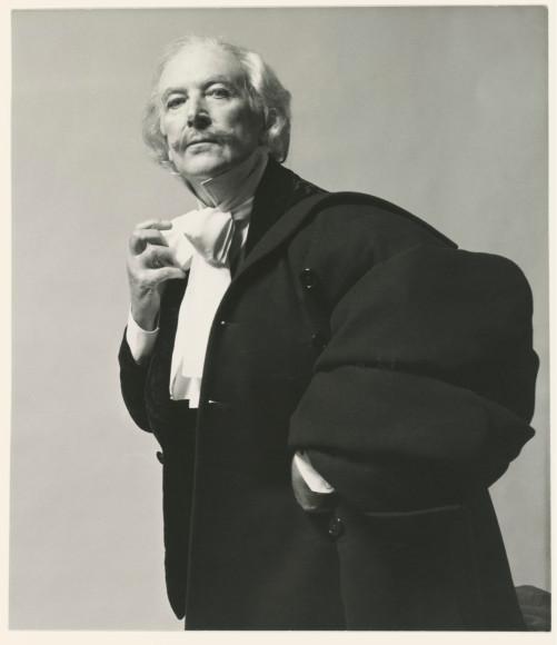 Автопортрет в образе Надара, 1971 год