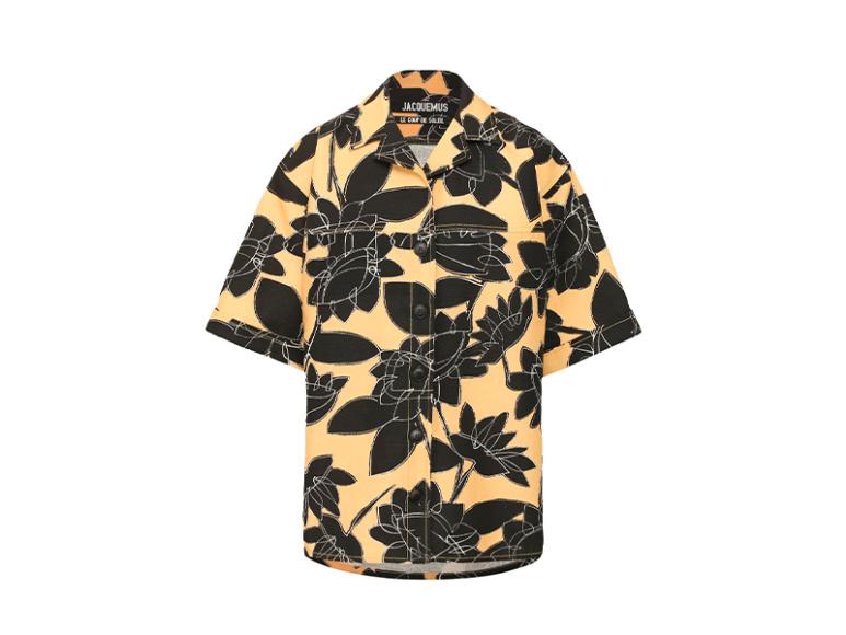 Женская рубашка Jacquemus, 39 950 руб. (tsum.ru)