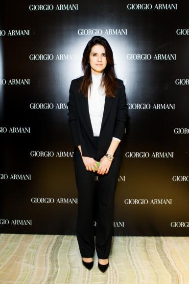 Ксения Соловьева, главный редактор журнала Tatler