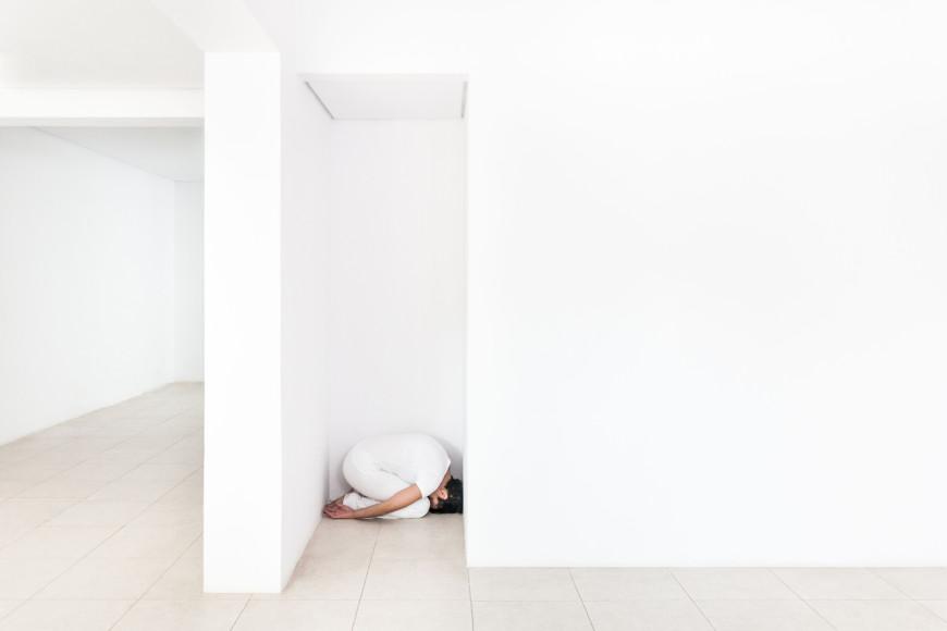 Карла Чейм.«Presença 03», 2015. Галерея Osnova