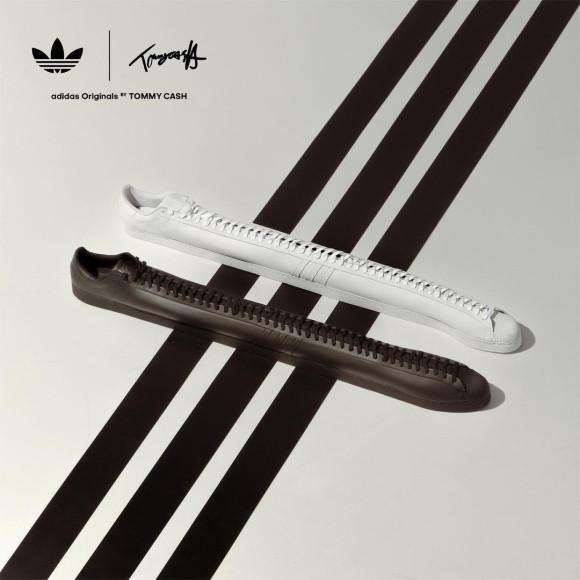 Коллаборация adidas и Томми Кэша