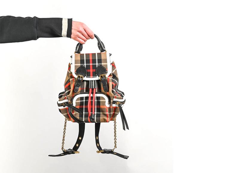 Рюкзак Burberry, 49 200 руб.