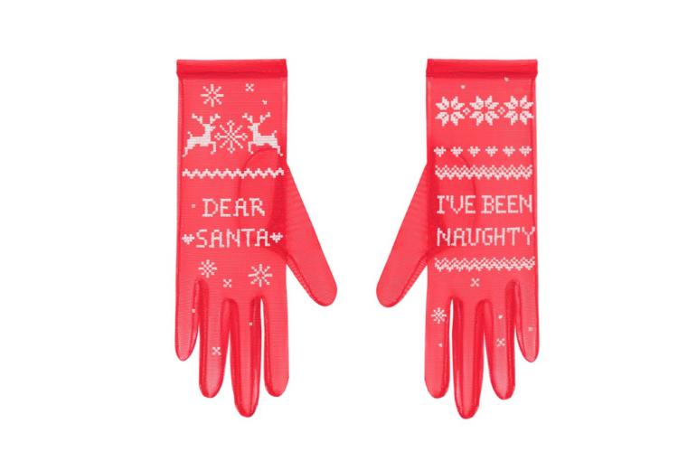 Перчатки Glove.me с вышивкой, обработанной вручную, 6900 руб. (glove.me)