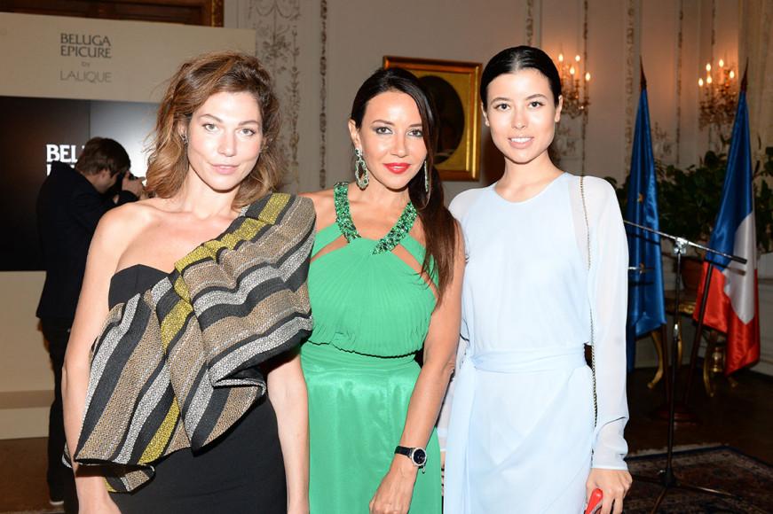 Евгения Линович, ИринаЧайковская и Анна Ивченко