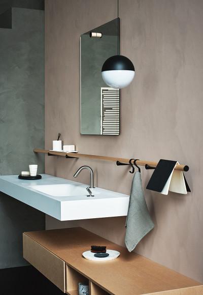Коллекция аксессуаров для ванной Dot line, Agape