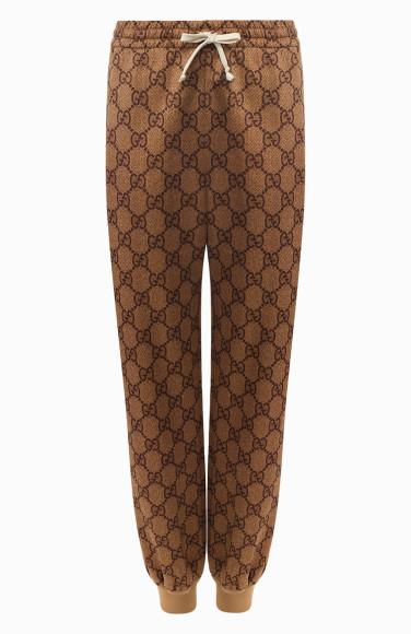 Джоггеры Gucci (ЦУМ), 81 400 руб.