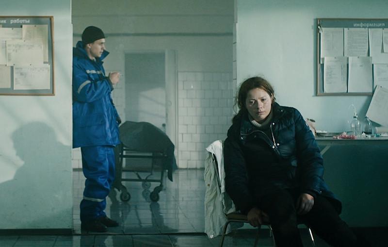 Кадр из фильма«Майор»