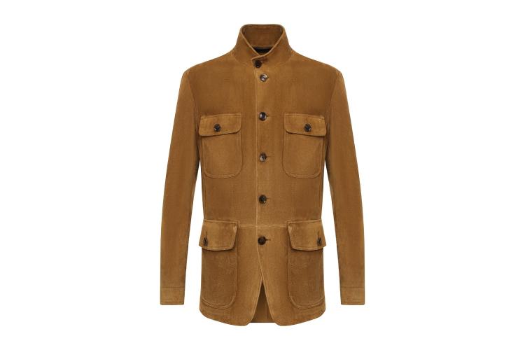 Куртка Tom Ford, 662 000 руб. («Барвиха Luxury Village»)