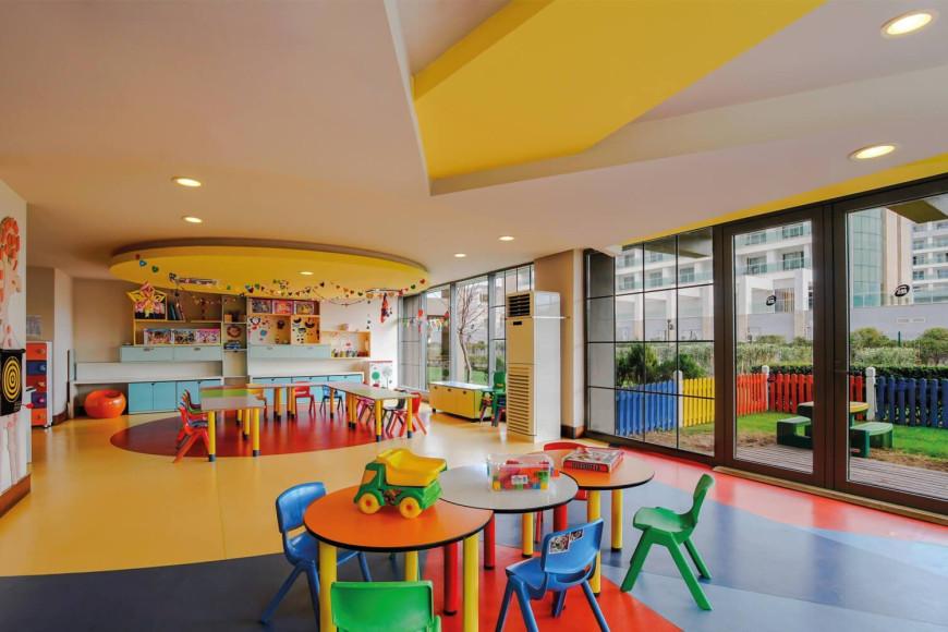 Детский клуб в отеле Limak Lara Deluxe Hotel & Resort (Limak Lara)