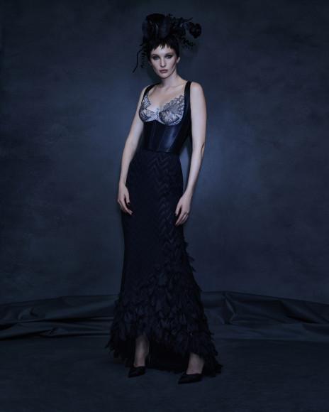 Ulyana Sergeenko Couture, осень-зима 2021/22