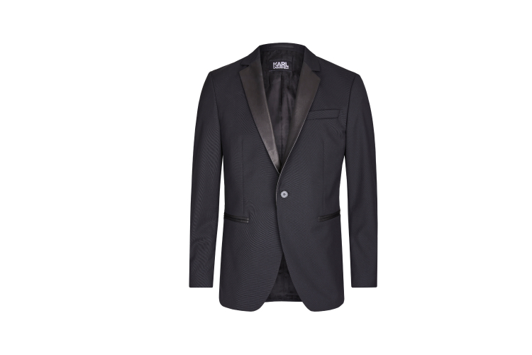 Пиджак Karl Lagerfeld, цена по запросу (ТРЦ «Авиапарк»)