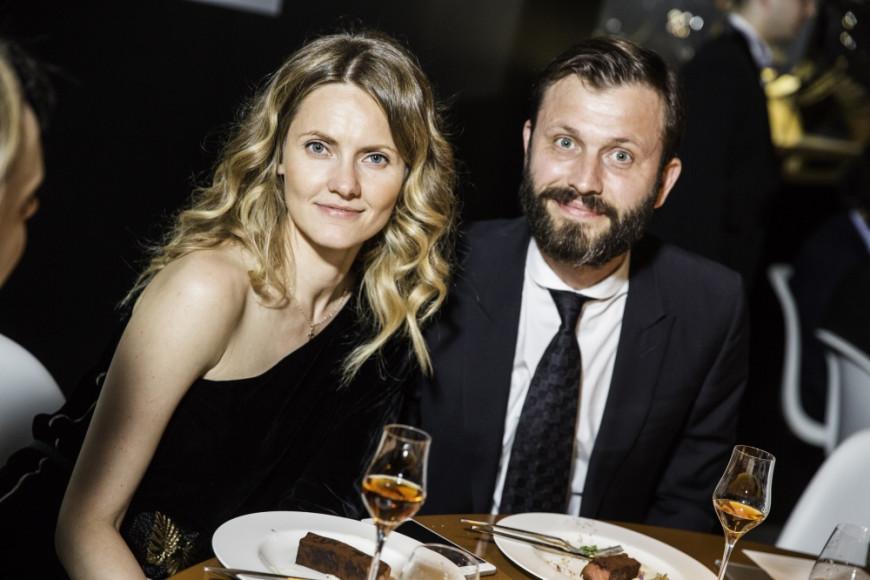 Павел Корнилов (RD GROUP) с супругой Катей Мухиной