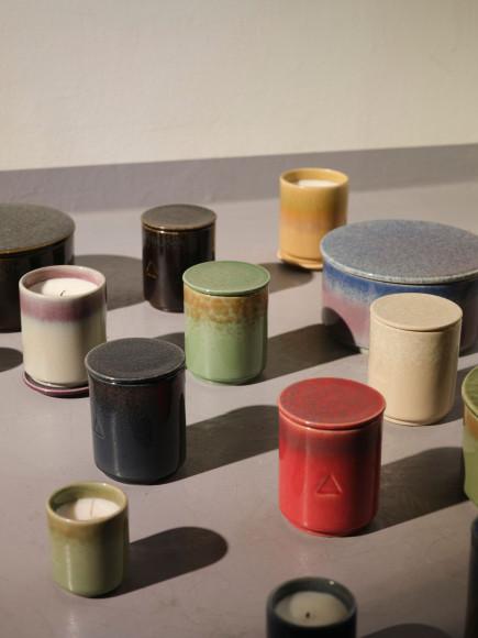 Лимитированная коллекция свечей Osynling, Икеа