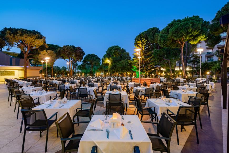 РестораныPapillon Hotels