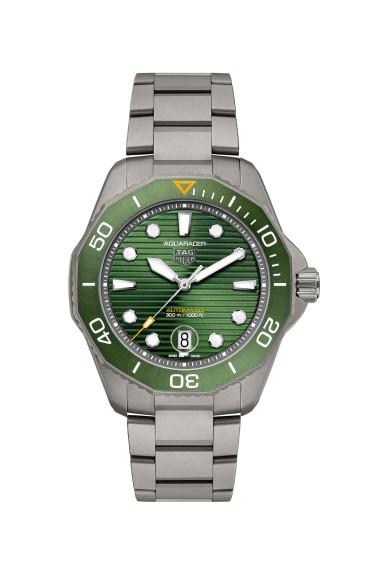 Часы Aquaracer Professional 300 Titanium 43mm, TAG Heuer