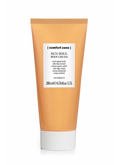 Антивозрастной крем для тела после загара Sun Soul Body Cream, Comfort Zone